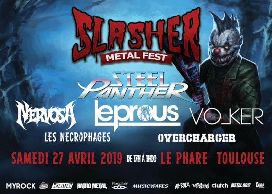 SLASHER METAL FEST' @ Tournefeuille